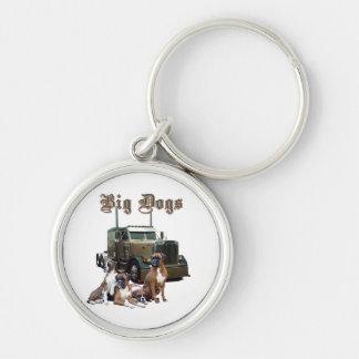 Big Dogs Keychain