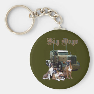 Big Dogs Keychain