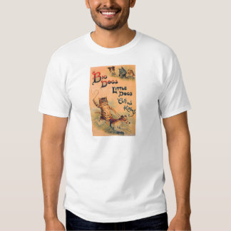 Big Dogs Little Dogs T-shirt
