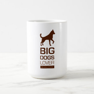 Big Dogs Lover Coffee Mug