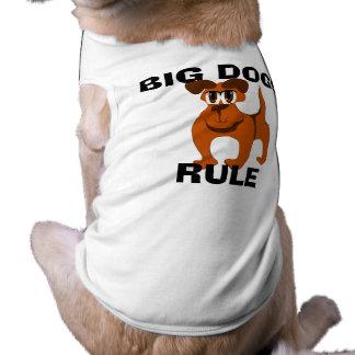 Big Dogs Rule Tee