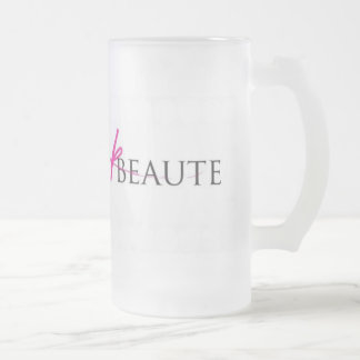 Big Dot Photo Stein - Customized 16 Oz Frosted Glass Beer Mug
