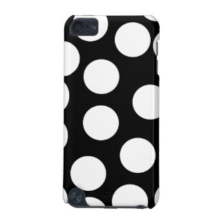 Big Dots in Black and White. iPod Touch 5G Cover
