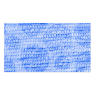 big dotted chenille,blue business card templates
