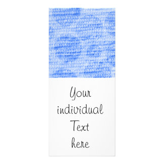 big dotted chenille,blue rack card