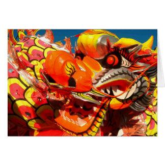 Big Dragon Card
