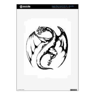 Big Dragon Skin For iPad 3