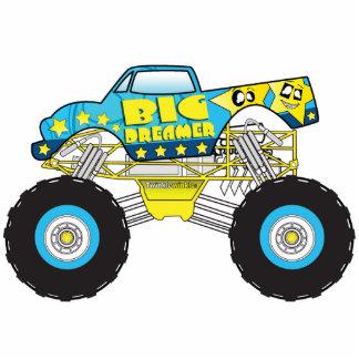 Big Dreamer Monster Truck Sculpture