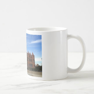 Big D's 'Old Red' Court house Coffee Mugs