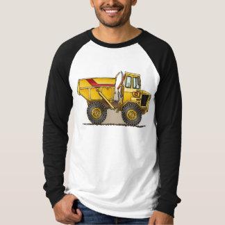 Big Dump Truck Adult Shirt