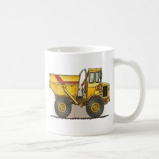 Big Dump Truck Coffee Mug