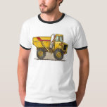 Big Dump Truck Mans T-Shirt