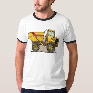 Big Dump Truck Mans T-Shirt