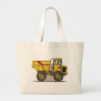 Big Dump Truck Tote Bag