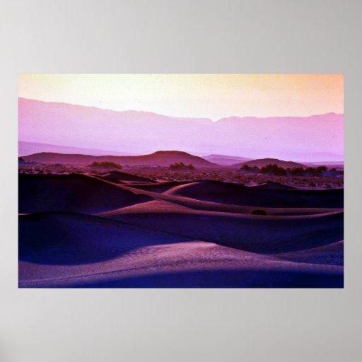 Big Dunes Poster
