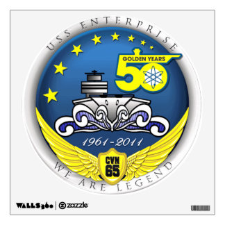 Big E at 50 Wall Sticker