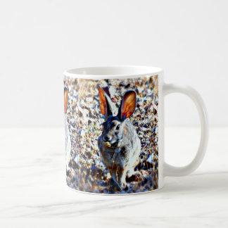 Big Ear Bunny Coffee Mug
