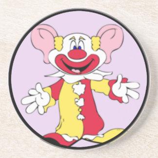 Big Ears Clown Coaster