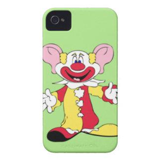 Big Ears Clown iPhone 4 Cover