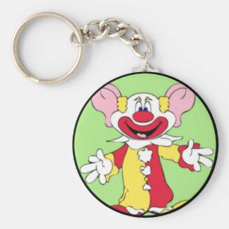 Big Ears Clown Keychain