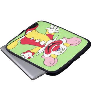 Big Ears Clown Laptop Sleeves