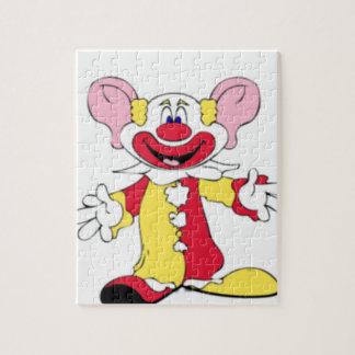 Big Ears Clown Puzzle