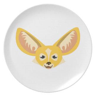 Big Ears Dinner Plate