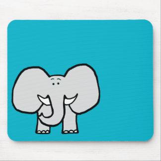 Big Ears the Elephant Mousepad