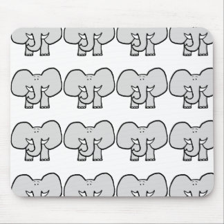 Big Ears the Elephant Mousepad