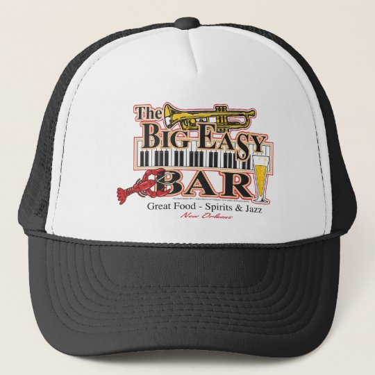 Big-Easy-Bar-3-[Converted] Trucker Hat