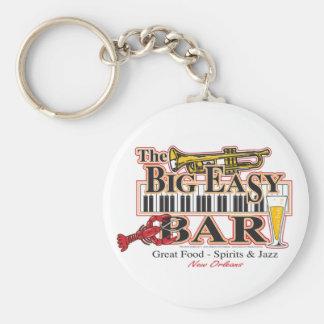 Big-Easy-Bar-3- [convertido] Llavero Redondo Tipo Pin