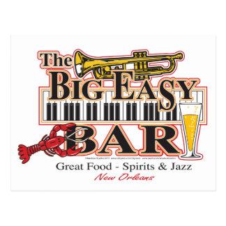 Big-Easy-Bar-3- [convertido] Postal