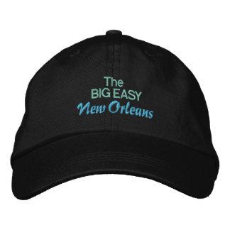 BIG EASY cap Embroidered Baseball Cap