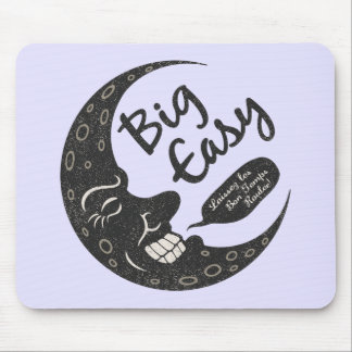 Big Easy Crescent Mouse Pad