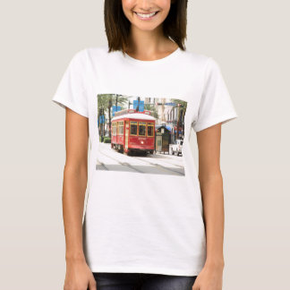 BIG EASY, NEW ORLEANS STREETCAR T-Shirt