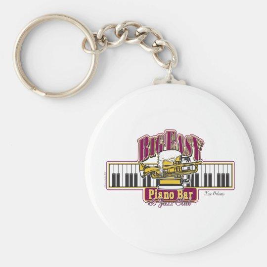 BIG-EASY-Piano-BAR- Keychain