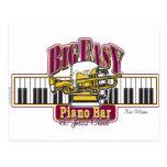 BIG-EASY-Piano-BAR- Post Card