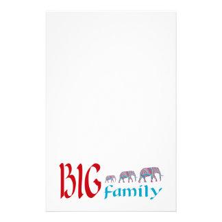 Big elephant family flyer