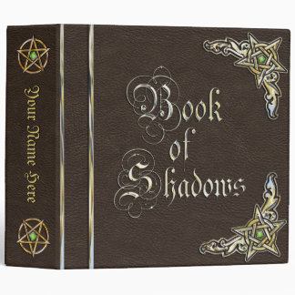 Big Epic Book of Shadows 3 Ring Binder