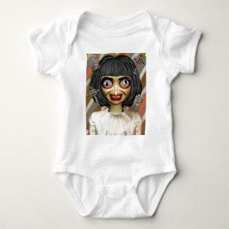 Big Eye Bula Baby Bodysuit
