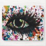 Big Eye by JSS Mousepad