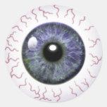Big Eye Classic Round Sticker