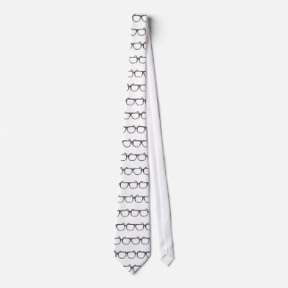 Big Eye Glasses Neck Tie