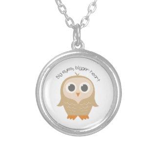 Big Eye Owl Necklaces