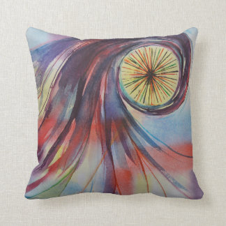 Big Eye Throw Pillow