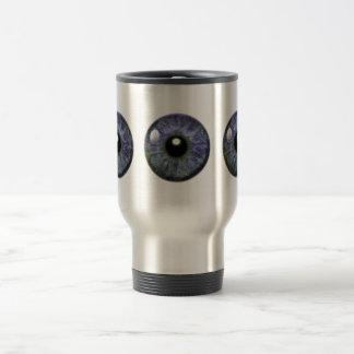 Big Eyeball Travel Mug