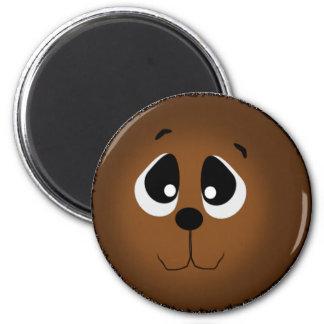Big Eyed Bear Magnet
