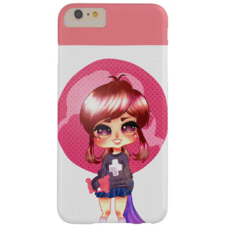 big eyed dreamer barely there iPhone 6 plus case
