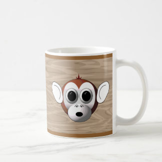 Big Eyed Monkey Mug