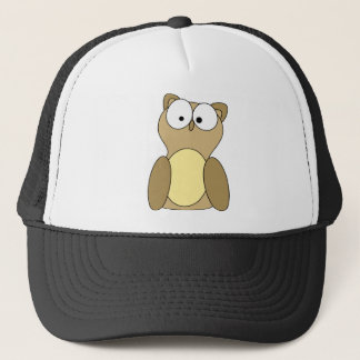Big Eyed Owl Trucker Hat